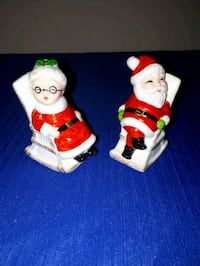 Holiday salt and pepper shaker Barrie, L4M 6M4