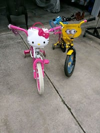toddler's red and white trike Greensboro, 27407