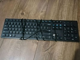 Dell Keyboard & mouse (corded)
