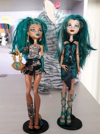 Monster High Bebek