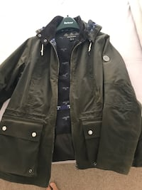 BARBOUR WAXY JACKET