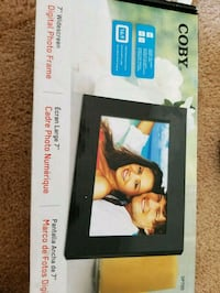 Used Coby 7 Digital Photo Frame For Sale In Norfolk Letgo