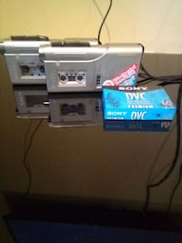 Voice recorders with tapes  Covington, 70433
