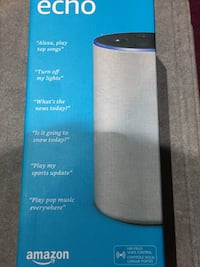 Amazon Echo 2nd generation  Toronto, M6H 2X6