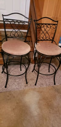 2 Swivel Stools Virginia Beach, 23464