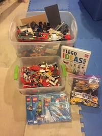 Large LEGO lot  West Chester, 45069