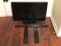 "34"" Vizio TV w/ Wall Mount  Alexandria, 22314"