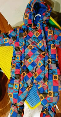 blue, red, and yellow plaid dress shirt Mississauga, L5N 6P1