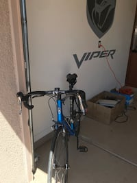 Black and blue bicycle frame Scottsdale, 85259