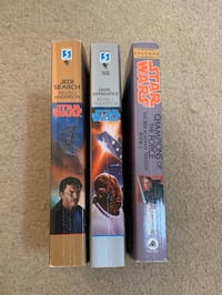 Star Wars Books (Four) Burnaby, V3J