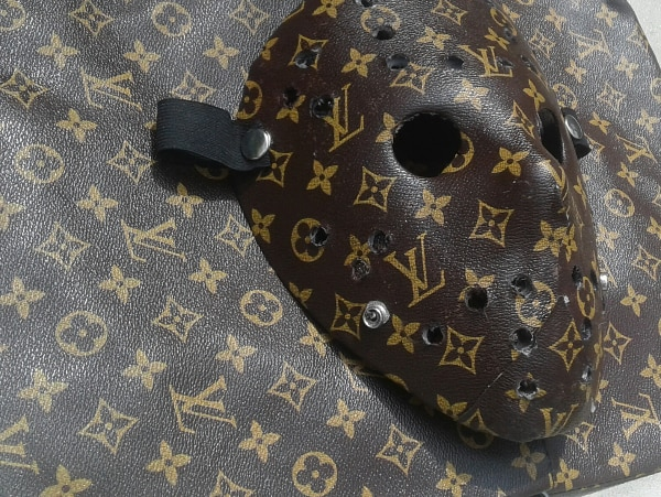 Used Louis Vuitton Mask For Sale In Roswell - Letgo