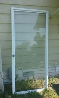 Glass door perfect condition  Melbourne, 32904