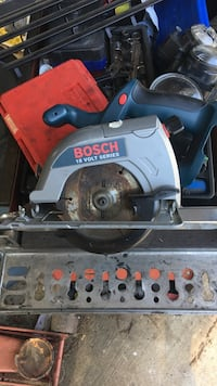 Bosch skill saw no battery  Bunker Hill, 25413