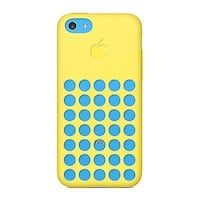 Cover originale giallo iPhone 5c Sant'Andrea, 35011