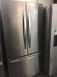 stainless steel french door refrigerator Fort Lauderdale, 33312