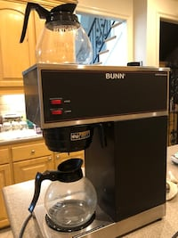 Bun Commercial Coffee Maker Ridgeland, 39157