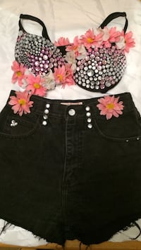 Handmade rave outfit Fort Myers, 33967