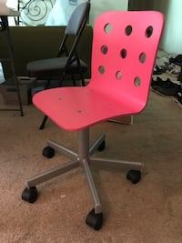 pink and gray rolling chair 费尔法克斯, 22031