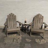 Pair of Patio Chairs + Drink Table *new* Las Vegas, 89118