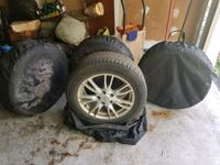 Infinity G37, G35 winter tires with Rims Ottawa