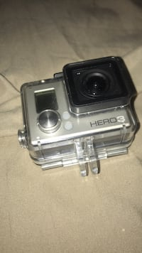 GoPro hero 3 case and camera Brampton, L6Y 4T2