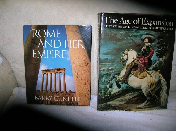 Two (2) Books on Empire Building 964709af-f2ae-4984-a274-9a907530cfa8