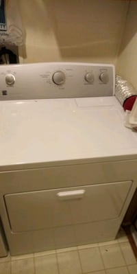 white front load clothes dryer Maynardville, 37807