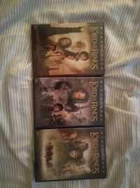 3 Lord Of the rings bundle