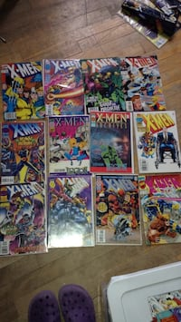 assorted Marvel comic book collection Montreal, H3W 2E6