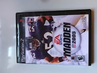 Madden NFL 18 PS4 game case Hagerstown, 21740