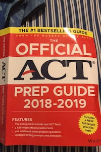 Official ACT Guide New York, 10461