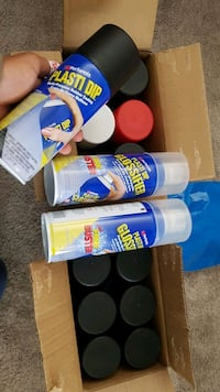 Selling PlastiDip Cans for Cheapp Toronto, M1K 2H5