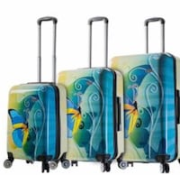New Mia Viaggi Italy luggage set Toronto, M1K 2E3