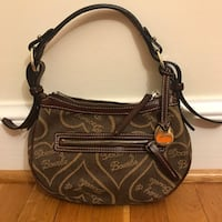 Dooney and Bourke Silver Spring