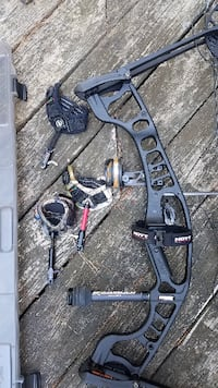 Hoyt compound bow GERMANTOWN