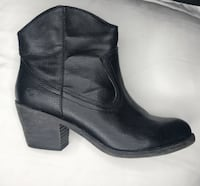 New! Women's black ankle boots Oxon Hill, 20745