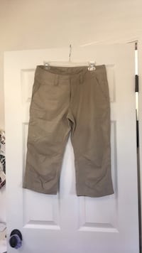North Face Women's Hiking Capris- Size 8