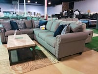 Couch and love seat set  Pineville, 28134