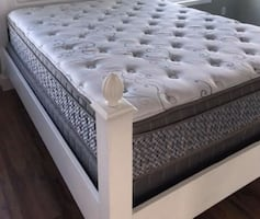ALL SIZES / STYLES of Mattress! Brand New - 10 yr warranties