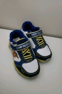 Toddler boys light up shoes