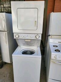 GE 24in stackable washer dryer electric machine  The Bronx, 10456