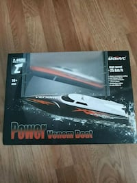Power Venom Racing Boat  Miami