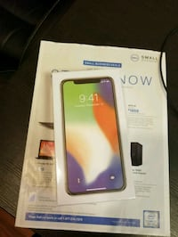IPhone x 256gb new  Vancouver, V6Z 1Y6