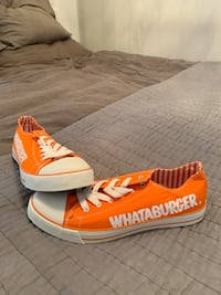 Limited edition Whataburger shoes size 12  New Braunfels, 78130