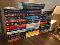 Dean Koontz Book Collection Baltimore, 21231
