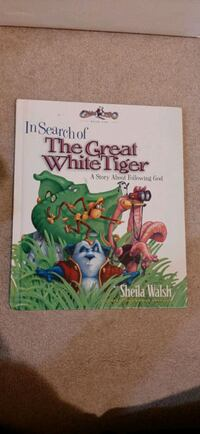 In Search of the Great White Tiger: A Story About Following God Centreville, 20121