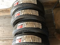 120 For four new tires  Temescal, 92883