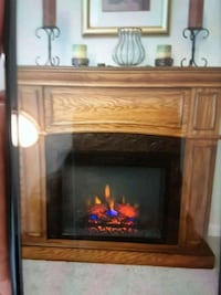 Portable electric fireplace  New Fairfield, 06812