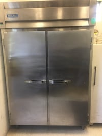 stainless steel side-by-side refrigerator Youngstown, 44514