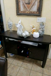 Dining buffet table(dark chocolate) New Rochelle, 10801